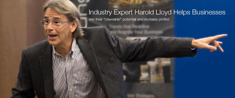 Harold Lloyd - Industry Expert