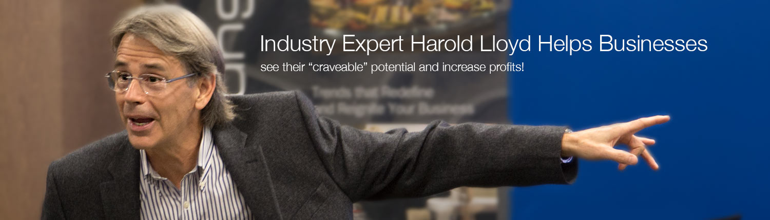 Industry Expert Harold Lloyd Shares Insights, Ideas and Inspiration
