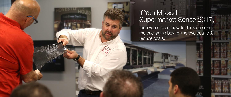Dr. Keith Vorst Interactive Workshop on Packaging